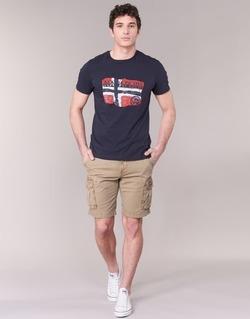 Abbigliamento Uomo Shorts / Bermuda Napapijri NON Beige