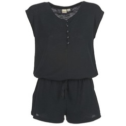 Abbigliamento Donna Tuta jumpsuit / Salopette Roxy ALWAYS ON MY MIND Nero