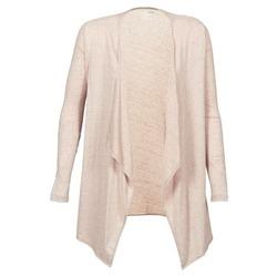Abbigliamento Donna Gilet / Cardigan Majestic 518 Beige