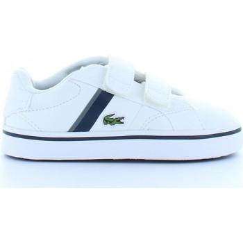 Scarpe Unisex bambino Sneakers basse Lacoste 32SPI0110 FAIRLEAD Blanco