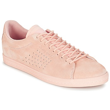 Scarpe Donna Sneakers basse Le Coq Sportif CHARLINE NUBUCK Rosa