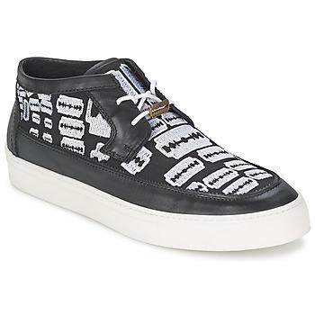 Scarpe Uomo Sneakers alte McQ Alexander McQueen 353659 Nero