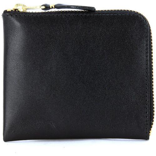 più popolare migliore online più amato Comme Des Garcons Bustina rettangolare in pelle nera Nero - Borse ...