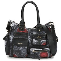 Borse Donna Borse a spalla Desigual LONDON MEDIUM BARBADOS Nero