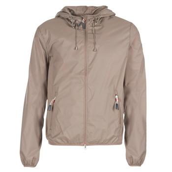 Abbigliamento Uomo giacca a vento U.S Polo Assn. UPSA Taupe