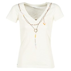 Abbigliamento Donna T-shirt maniche corte Oxbow TWIN Bianco