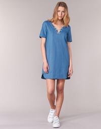 Abbigliamento Donna Abiti corti Loreak Mendian TXANGAI Blu