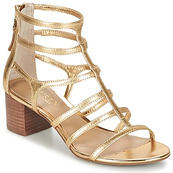 Scarpe Donna Sandali Ralph Lauren MADGE SANDALS DRESS Oro