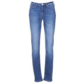 Abbigliamento Donna Jeans slim Lee ELLY Blu / Medium