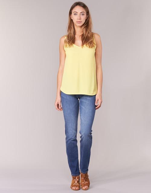 Jeans Gratuita Consegna Abbigliamento Slim Lee Donna 5000 Elly BluMedium FTcl31KJ