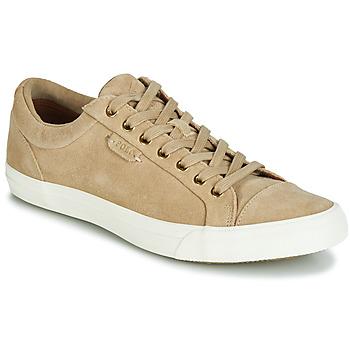Scarpe Uomo Sneakers basse Ralph Lauren GEFFREY CAMEL