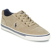 Scarpe Uomo Sneakers basse Polo Ralph Lauren HANFORD Taupe