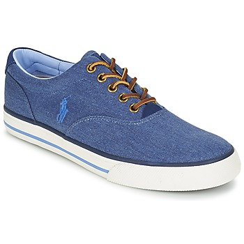 Scarpe Uomo Sneakers basse Ralph Lauren VAUGHN Blu