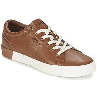 Scarpe Uomo Sneakers basse Ralph Lauren ALDRIC II Marrone