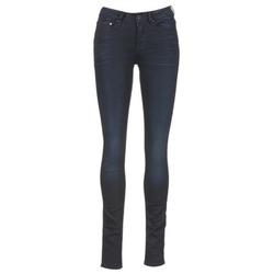 Abbigliamento Donna Jeans skynny G-Star Raw 3301 HIGH SKINNY Blu