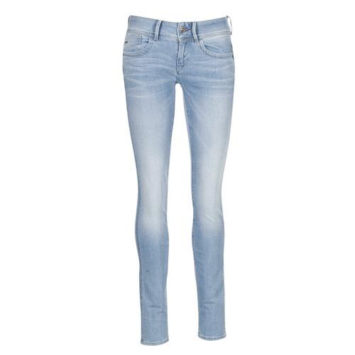 Abbigliamento Donna Jeans skynny G-Star Raw LYNN MID SKINNY Blu / Clair