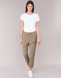 Abbigliamento Donna Pantaloni morbidi / Pantaloni alla zuava G-Star Raw POWEL UTILITY 3D SPORT Beige