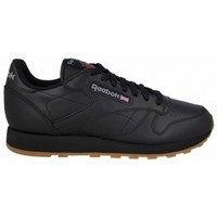 Scarpe Donna Multisport Reebok Sport Classic Leather nero