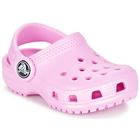 Scarpe Bambina Zoccoli Crocs Classic Clog Kids Rosa