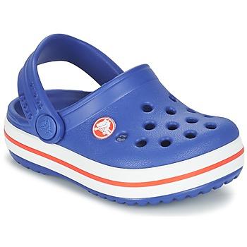 Scarpe Bambino Zoccoli Crocs Crocband Clog Kids Blu