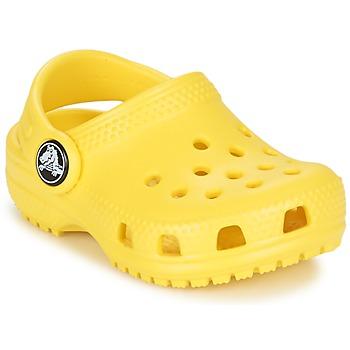 Scarpe Bambino Zoccoli Crocs Classic Clog Kids Giallo