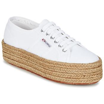 Scarpe Donna Sneakers basse Superga 2790 COTROPE W Bianco