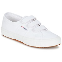 Sneakers Superga 2750 FGLU Bianco Donna Outlet
