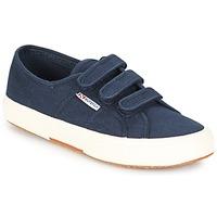 Scarpe Sneakers basse Superga 2750 COT3 VEL U Marine