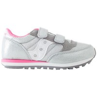 Scarpe Bambino Sneakers basse Saucony Sneakers Jazz double silver pink kids