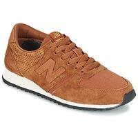 Scarpe Sneakers basse New Balance U420 Marrone