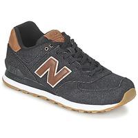 Scarpe Sneakers basse New Balance ML574 Nero