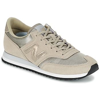 Scarpe Donna Sneakers basse New Balance CW620 Beige