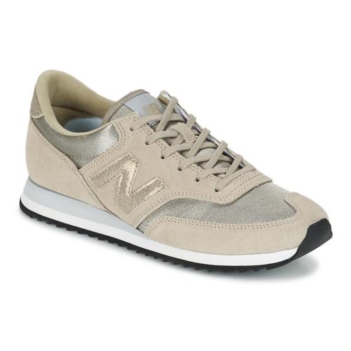 Scarpe Donna Sneakers basse New Balance CW620 Beige
