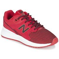 Scarpe Bambino Sneakers basse New Balance K1550 Rosso / Nero