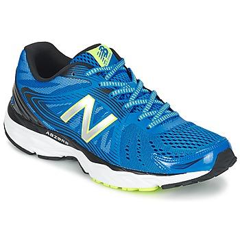 Scarpe Uomo Running / Trail New Balance M680 Blu