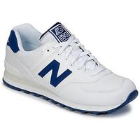 Scarpe Sneakers basse New Balance ML574 Bianco / Blu