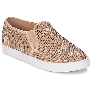 Scarpe Donna Slip on Dune London LITZIE Nude