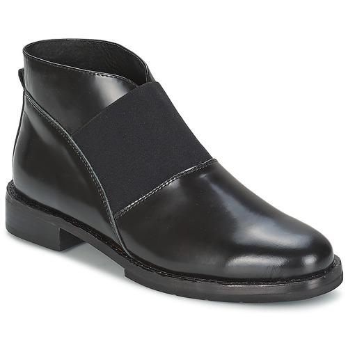 F-Troupe Chelsea Boot Black  Scarpe Stivaletti Donna 182