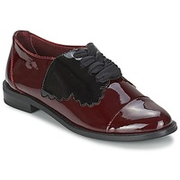 Scarpe Donna Derby F-Troupe Butterfly Shoe Burgundy
