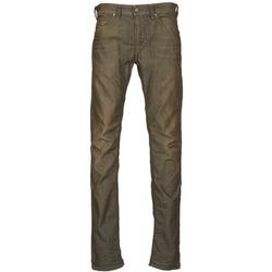 Abbigliamento Uomo Jeans slim Diesel THAVAR KAKI
