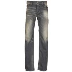 Abbigliamento Uomo Jeans dritti Diesel WAYKEE Grigio