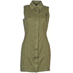 Abbigliamento Donna Abiti corti Diesel D-NAOMIE Kaki