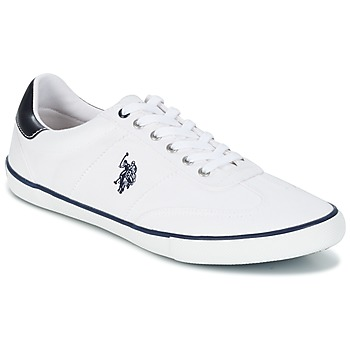 Scarpe Uomo Sneakers basse U.S Polo Assn. RAY Bianco