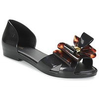 Scarpe Donna Ballerine Melissa SEDUCTION II Nero