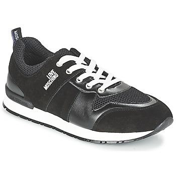 Scarpe Donna Sneakers basse Love Moschino JA15062G13 Nero