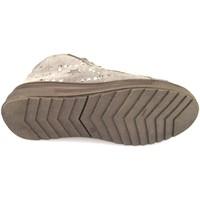 Scarpe Bambina Sneakers alte Didiblu sneakers beige camoscio AH126 beige
