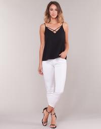 Abbigliamento Donna Jeans 3/4 & 7/8 Gaudi PODALI Bianco