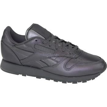 Scarpe Donna Sneakers Reebok Sport Classic Leather Spirit V69378 Violette