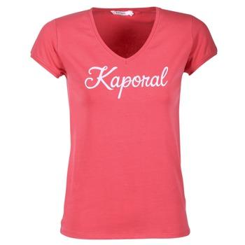 Abbigliamento Donna T-shirt maniche corte Kaporal NIAM Rosa