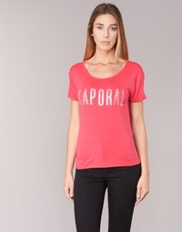 Abbigliamento Donna T-shirt maniche corte Kaporal NIZA Rosa